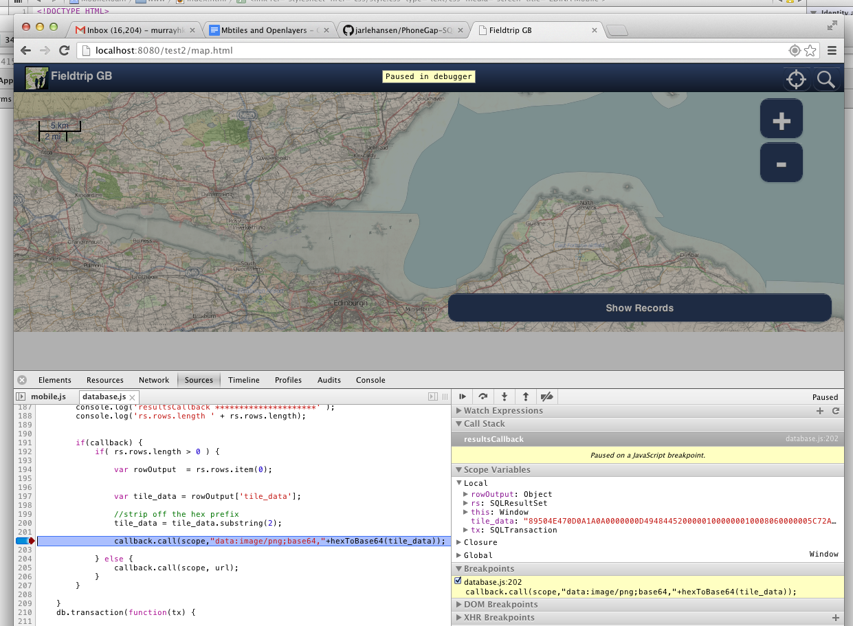 Mbtiles and Openlayers | Geo-Mobile Blog