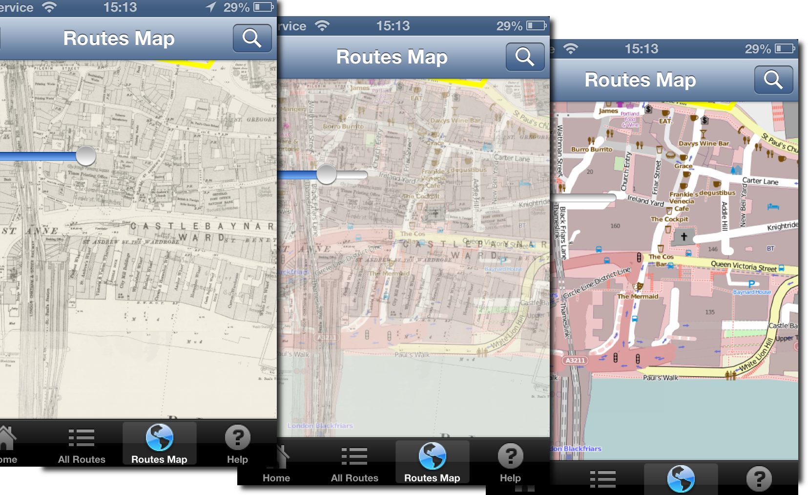 Creating a transparent overlay map with mapbox-ios-sdk | Go